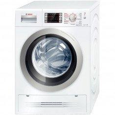 Pesumasin-kuivati Bosch, 7/4 kg, 1400 p/min, A, valge