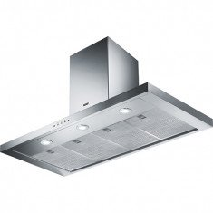 Õhupuhastaja FORMAT FDF 12354 XS LED, Seina, RV teras,  120 cm, 685m3/h, 67dB