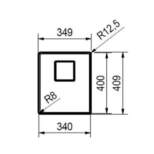 Valamu KWC ERA 810-34, rv teras