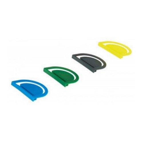 värvilised klipsid , 4  värvi