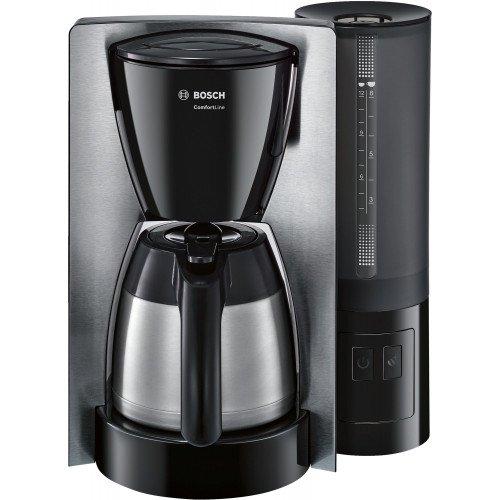 Kohvimasin Bosch, 1200 W, rv-teras/must