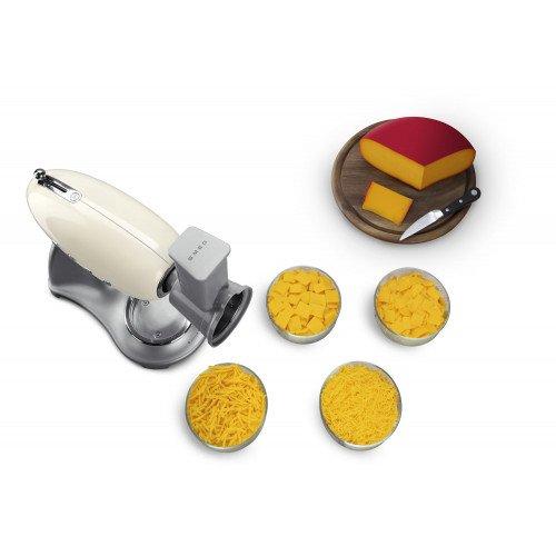Riivide ja lõikurite komplekt Smeg köögikombainile SMF01