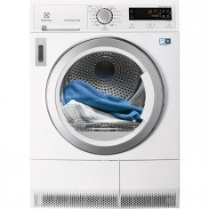 ¤Kuivati Electrolux soojuspumbaga, 9 kg, A++, LCD, valge
