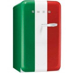 Jahekapp Smeg, 50-ndate stiil, 96 cm, A+, 37 dB, mehaaniline juhtimine, Itaalia lipp
