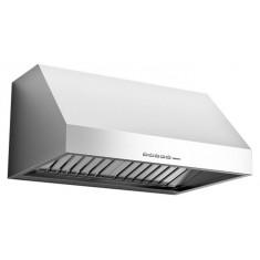 Seina õhupuhastaja Falmec ZEUS 120cm PRO, 950 m3/h, LED 4x1,2W (3200K), rv teras AISI304