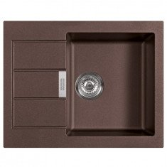 Valamu Franke SID 611-62 (käsitsi avatav), šokolaad