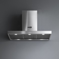 Seina õhupuhastaja Falmec MARTE 120cm PRO, 950 m3/h, LED 4x1,2W (3200K), rv teras AISI304