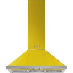 Õhupuhastaja Smeg, Portofino, seina, 90 cm, kollane