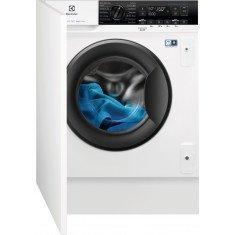 Pesumasin-kuivati Electrolux, 8/4 kg, integreeritav, A, 1600 p/min, valge