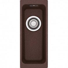 Valamu Franke KBG 110-16, sh ventiil (käsitsi avatav), šokolaad