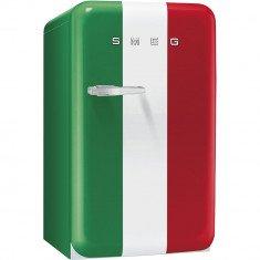 Jahekapp Smeg, 50-ndate stiil, 96cm, A+, 37 dB, mehaaniline juhtimine, itaalia lipp