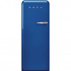 ¤Külmik Smeg, 50-ndate stiil, 151cm, A++, 40 dB, mehaaniline juhtimine, sinine