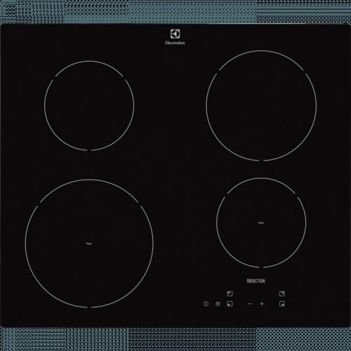 Pliidiplaat Electrolux, 3x hilight, 60 cm