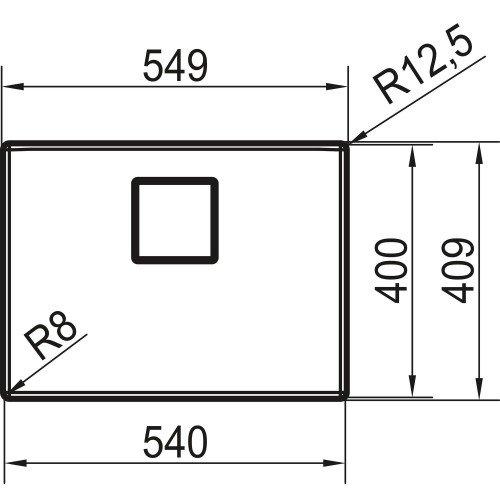 Valamu KWC ERA 810-54, rv teras