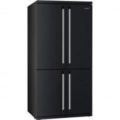 Külmik Smeg Victroria, nelja uksega, 187cm, A+, 46 dB, elektrooniline juhtimine, antratsiit