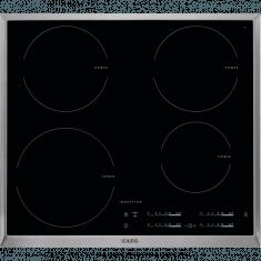 ¤Pliidiplaat AEG, 4x induktsioon, 60 cm, must, RV raam
