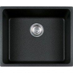 Valamu Franke KBG 110-50 sh ventiil (vajutusnupuga), onyx