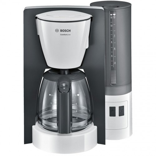 Kohvimasin Bosch, 1200W, valge..