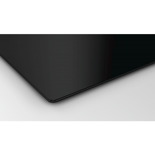 Pliidiplaat Siemens, 4 x induktsioon, 60 cm, must, lõigatud serv