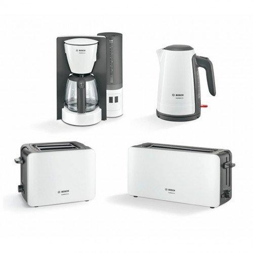 Kohvimasin Bosch, 1200W, valge/hall