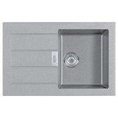 Valamu Franke SID 611-78 (nupuga avatav), urban grey