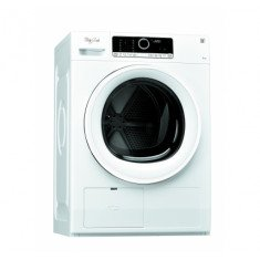 Kuivati Whirlpool, soojuspumbaga, 7 kg, A++, LCD, valge