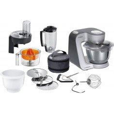 Köögikombain Bosch, 1000 W, hõbe, Home Professional