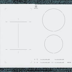 ¤Pliidiplaat Electrolux, 4 x induktsioon, 60 cm, valge, faasitud esiserv