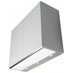 Integreeritav õhupuhastaja Falmec MOVE valge 60cm, 800m3/h, LED 2x1,2W (3200K), rv teras AISI304/valge klaas