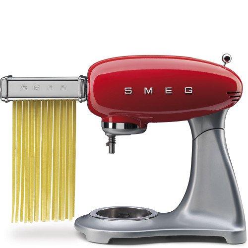 Komplekt pasta rullija ja lõikuriga (Fettuccine, Tagliolini) Smeg köögikombainile SMF01