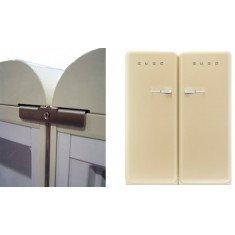 Ühenduskomplekt Smeg külmikule FAB28 ja sügavkülmikule CVB20