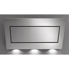 Seina õhupuhastaja Falmec QUASAR TOP 120cm, 800m3/h, LED 3x1,2W (3200K), sõrmejäljevaba rv teras Fasteel