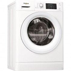 Pesumasin-kuivati Whirlpool, eestlaetav, 10/7 kg, A, 1600 p/min, valge