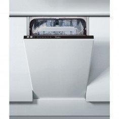 ¤Nõudepesumasin Whirlpool, integreeritav, 45cm, A+, 51dB
