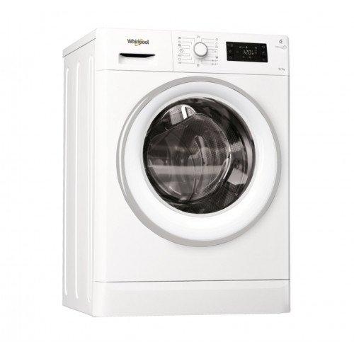 Pesumasin-kuivati Whirlpool, eestlaetav, 9/7 kg, A, 1600 p/min, valge