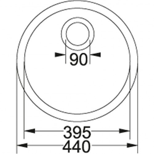 Valamu Franke ROX 610-39, RV-teras