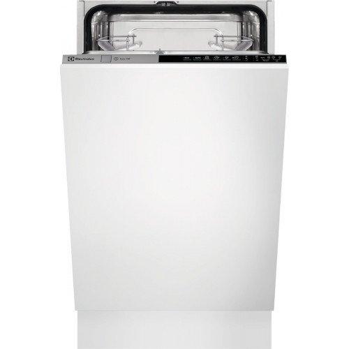 Nõudepesumasin Electrolux, integreeritav, A+, 45 cm, 49 dB