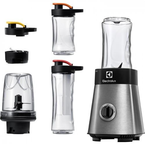 Blender Electrolux, 3 kaasavõetavat joo..
