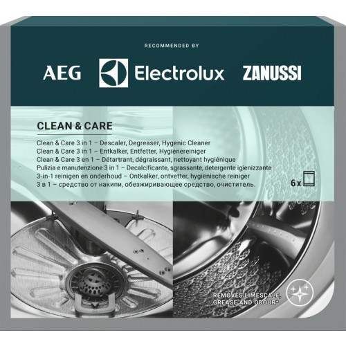 Pesu- ja nõudepesumasina hooldusvahend Clean&Car..