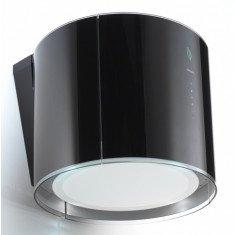 Seina õhupuhastaja Falmec EOLO E-ION 45cm, LED 4x1,2W (3200K), 450 m3/h, must