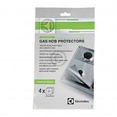Kaitsed gaasipliidi põletitele lihtsamaks puhastamiseks, AEG, 4TK