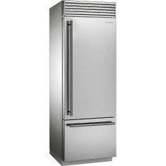 Külmik Smeg, Classic, prantsuse uksega, 212cm, A+, 41 dB, RV teras, puutetundlik