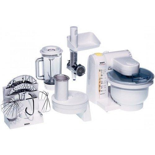Köögikombain Bosch, 550 W, valge