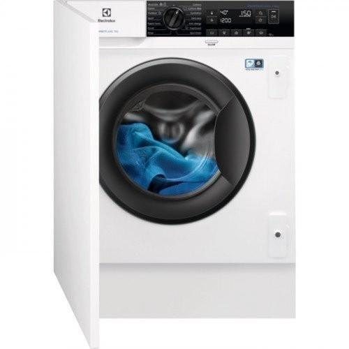 Pesumasin Electrolux, integreeritav, eestlaetav, 8 kg, A+++, 1400 p/min, valge