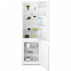 Külmik Electrolux, integreeritav, 178cm, A++, 36dB, elektrooniline juhtimine
