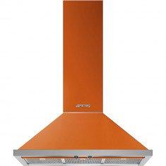Õhupuhastaja Smeg, Portofino, seina, 90 cm, oranž