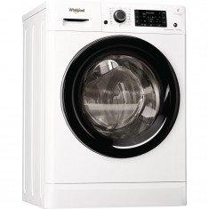 Pesumasin-kuivati Whirlpool, eestlaetav, 10/7 kg, A, 1600 p/min, must luuk
