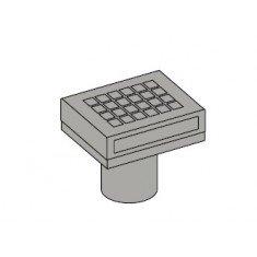 Carbon.Zeo Zeolite filter Falmec integreeritavatele õhupuhastajatele