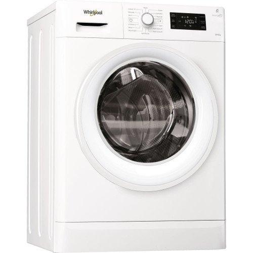 Pesumasin-kuivati Whirlpool, eestlaetav, 8/6 kg, A, 1400 p/min, valge