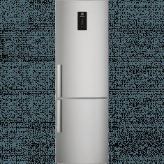 Külmik Electrolux, NoFrost, 201 cm, A+++, 43dB, puutetundlik, RV teras